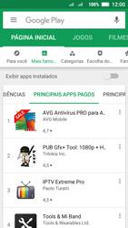 Lenovo Vibe C2 - Aplicativos - Como baixar aplicativos - Etapa 9