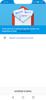 Huawei Mate 20 Lite - E-mail - 032a. Email wizard - Gmail - Étape 5