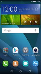 Huawei P8 Lite - Paramètres - Reçus par SMS - Étape 3
