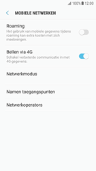 Samsung G920F Galaxy S6 - Android Nougat - Internet - Handmatig instellen - Stap 8