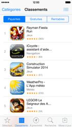 Apple iPhone 5c - Applications - Télécharger une application - Étape 7