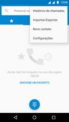 Motorola Moto G5 - Chamadas - Como bloquear chamadas de um número específico - Etapa 6