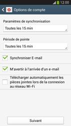 Samsung I9505 Galaxy S IV LTE - E-mail - Configuration manuelle (yahoo) - Étape 7
