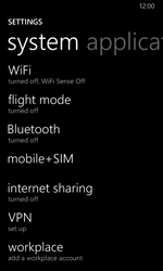 Nokia Lumia 635 - Network - Usage across the border - Step 4