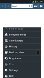 Samsung C105 Galaxy S IV Zoom LTE - Internet - Manual configuration - Step 21