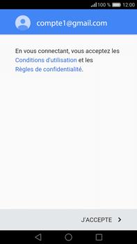 Huawei P9 Plus - E-mail - Configurer l