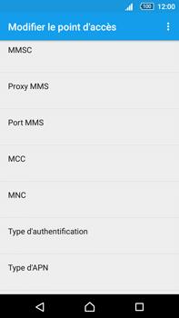 Sony Xperia Z5 Premium (E6853) - Internet - Configuration manuelle - Étape 13