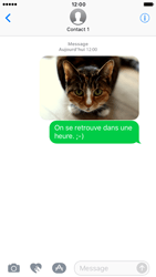 Apple iPhone 6s iOS 10 - MMS - envoi d'images - Étape 15