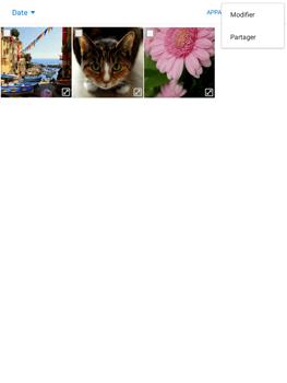 Samsung Galaxy Tab A - Photos, vidéos, musique - Envoyer une photo via Bluetooth - Étape 5
