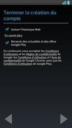 LG Optimus F6 - Premiers pas - Créer un compte - Étape 19