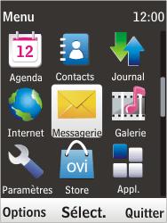 Nokia 6303i classic - E-mail - Configuration manuelle - Étape 3