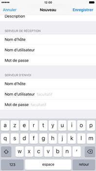 Apple iPhone 6s Plus - E-mails - Ajouter ou modifier un compte e-mail - Étape 13