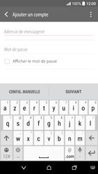 HTC Desire 530 - E-mails - Ajouter ou modifier votre compte Yahoo - Étape 6