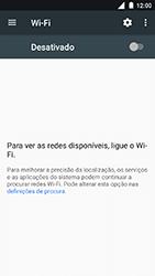 Nokia 3 - Wi-Fi - Como ligar a uma rede Wi-Fi -  5