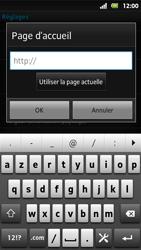 Sony MT27i Xperia Sola - Internet - Configuration manuelle - Étape 20
