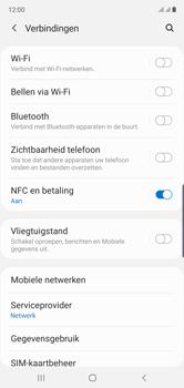 Samsung galaxy-note-10-dual-sim-sm-n970f - Bluetooth - Headset, carkit verbinding - Stap 5