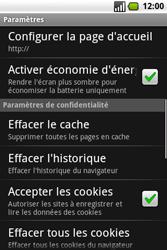 Samsung I7500 Galaxy - Internet - configuration manuelle - Étape 18
