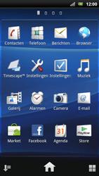 Sony Ericsson Xperia Arc S - MMS - afbeeldingen verzenden - Stap 2