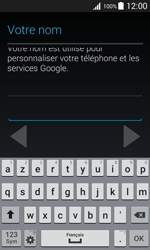 Samsung G388F Galaxy Xcover 3 - Applications - Créer un compte - Étape 7