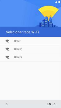 Huawei Google Nexus 6P - Primeiros passos - Como ligar o telemóvel pela primeira vez -  6