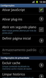 Samsung I9100 Galaxy S II - Internet (APN) - Como configurar a internet do seu aparelho (APN Nextel) - Etapa 22