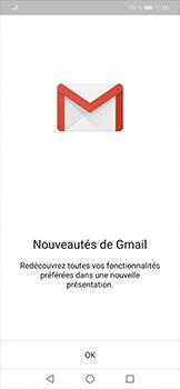 Huawei Mate 20 lite - E-mails - Ajouter ou modifier votre compte Gmail - Étape 4