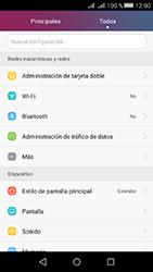 Huawei Y5 II - WiFi - Conectarse a una red WiFi - Paso 3