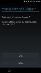 Sony Xperia E4g - Premiers pas - Créer un compte - Étape 9