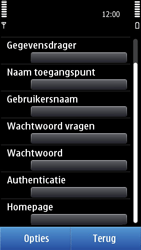 Nokia N8-00 - Internet - Handmatig instellen - Stap 16