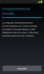 Samsung Galaxy S2 - Premiers pas - Créer un compte - Étape 23