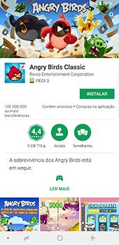 Samsung Galaxy Note 8 - Android Oreo - Aplicações - Como pesquisar e instalar aplicações -  15