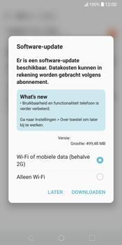 LG V30 (H930) - Software updaten - Update installeren - Stap 11