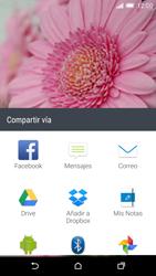 HTC One M9 - Funciones básicas - Uso de la camára - Paso 17