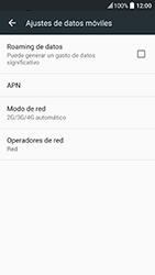 HTC 10 - Red - Seleccionar el tipo de red - Paso 5