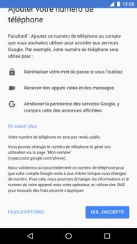 Huawei Nexus 6P - Android Oreo - Applications - Créer un compte - Étape 14