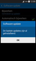 Samsung Galaxy Trend 2 Lite (G318H) - Software updaten - Update installeren - Stap 9