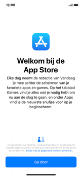 Apple iPhone X - iOS 12 - Applicaties - Downloaden - Stap 3