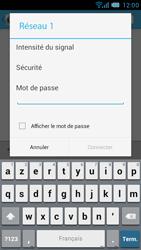 Bouygues Telecom Bs 471 - Internet et connexion - Accéder au réseau Wi-Fi - Étape 7