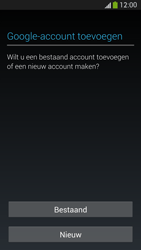 Samsung I9505 Galaxy S IV LTE - Applicaties - Account aanmaken - Stap 4