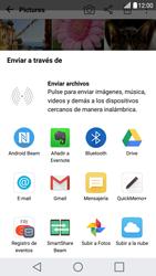 LG G5 - Bluetooth - Transferir archivos a través de Bluetooth - Paso 8