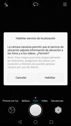 Huawei P8 - Funciones básicas - Uso de la camára - Paso 3