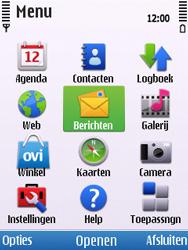 Nokia C5-00 - MMS - afbeeldingen verzenden - Stap 2