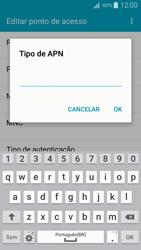 Samsung Galaxy A5 - Internet (APN) - Como configurar a internet do seu aparelho (APN Nextel) - Etapa 14