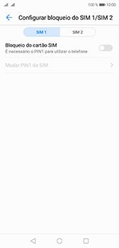 Huawei P20 - Segurança - Como ativar o código PIN do cartão de telemóvel -  6