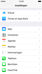 Apple iPhone 5 iOS 10 - E-mail - handmatig instellen (yahoo) - Stap 3