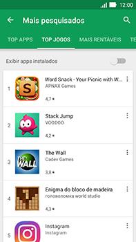 Asus Zenfone Go - Aplicativos - Como baixar aplicativos - Etapa 6