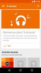 Motorola Moto E (1st Gen) (Lollipop) - Photos, vidéos, musique - Ecouter de la musique - Étape 5