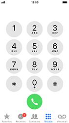 Apple iPhone 5s - iOS 12 - Chamadas - Como bloquear chamadas de um número -  3