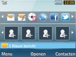 Samsung S3570 Chat 357 - Internet - automatisch instellen - Stap 4