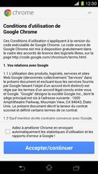 Sony D5503 Xperia Z1 Compact - Internet - navigation sur Internet - Étape 3